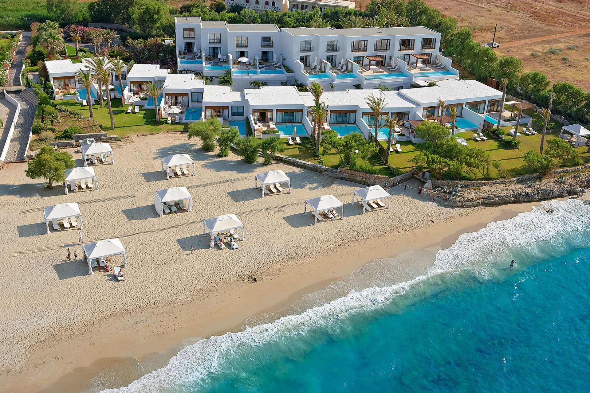 Grecotel The White Palace El Greco Luxary Resort