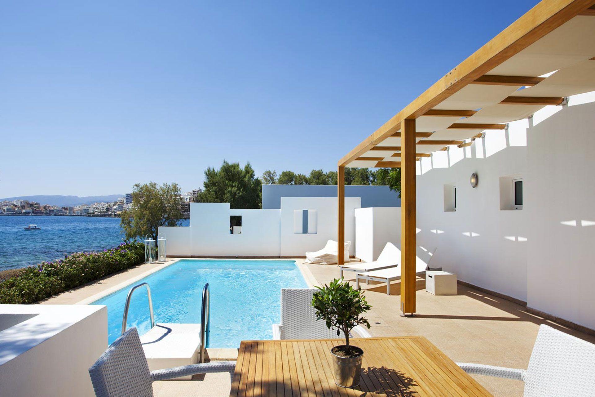 Bluegr Minos Beach Art Hotel отель фото 3