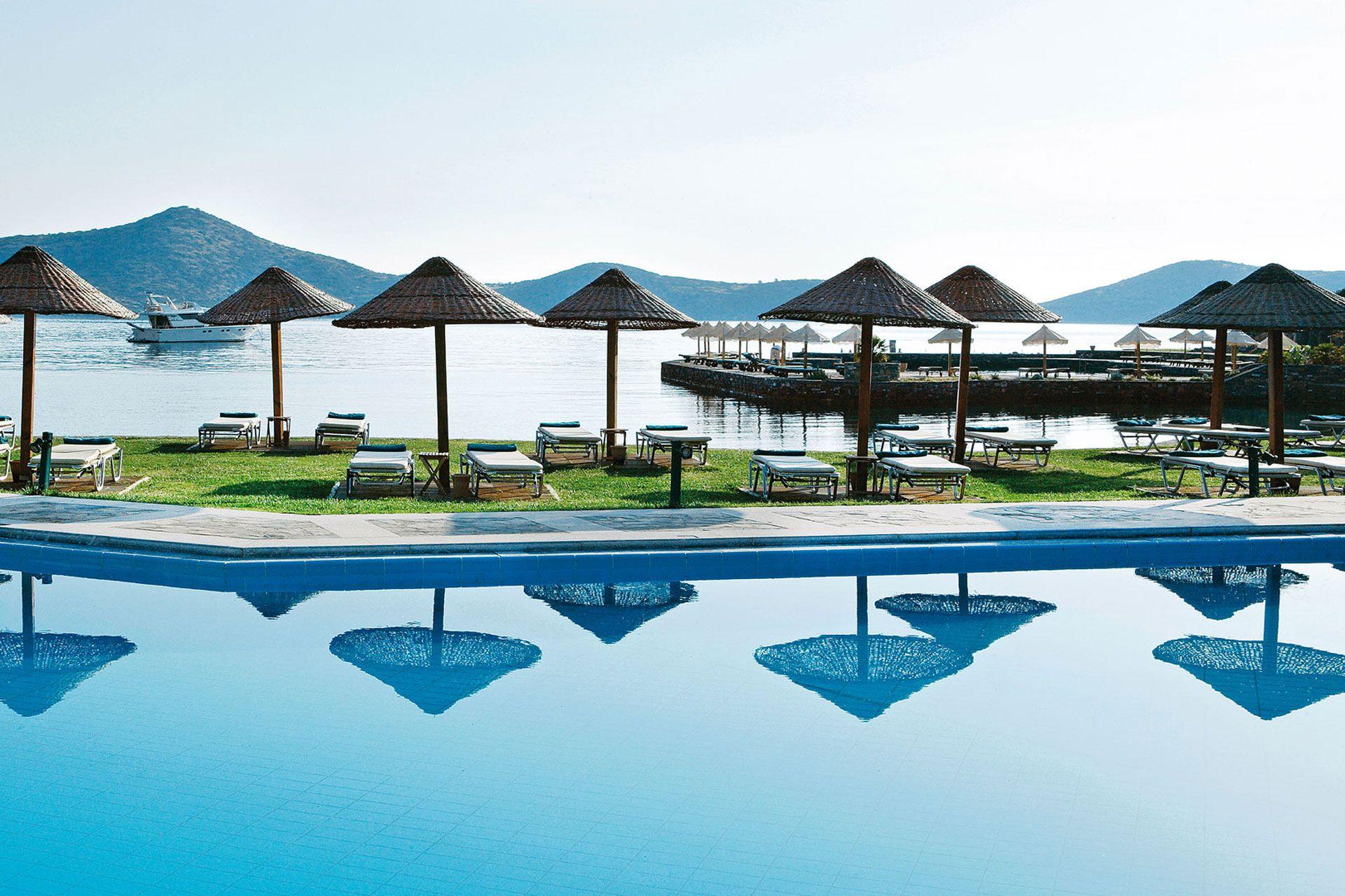 Porto Elounda Golf & SPA Resort отель