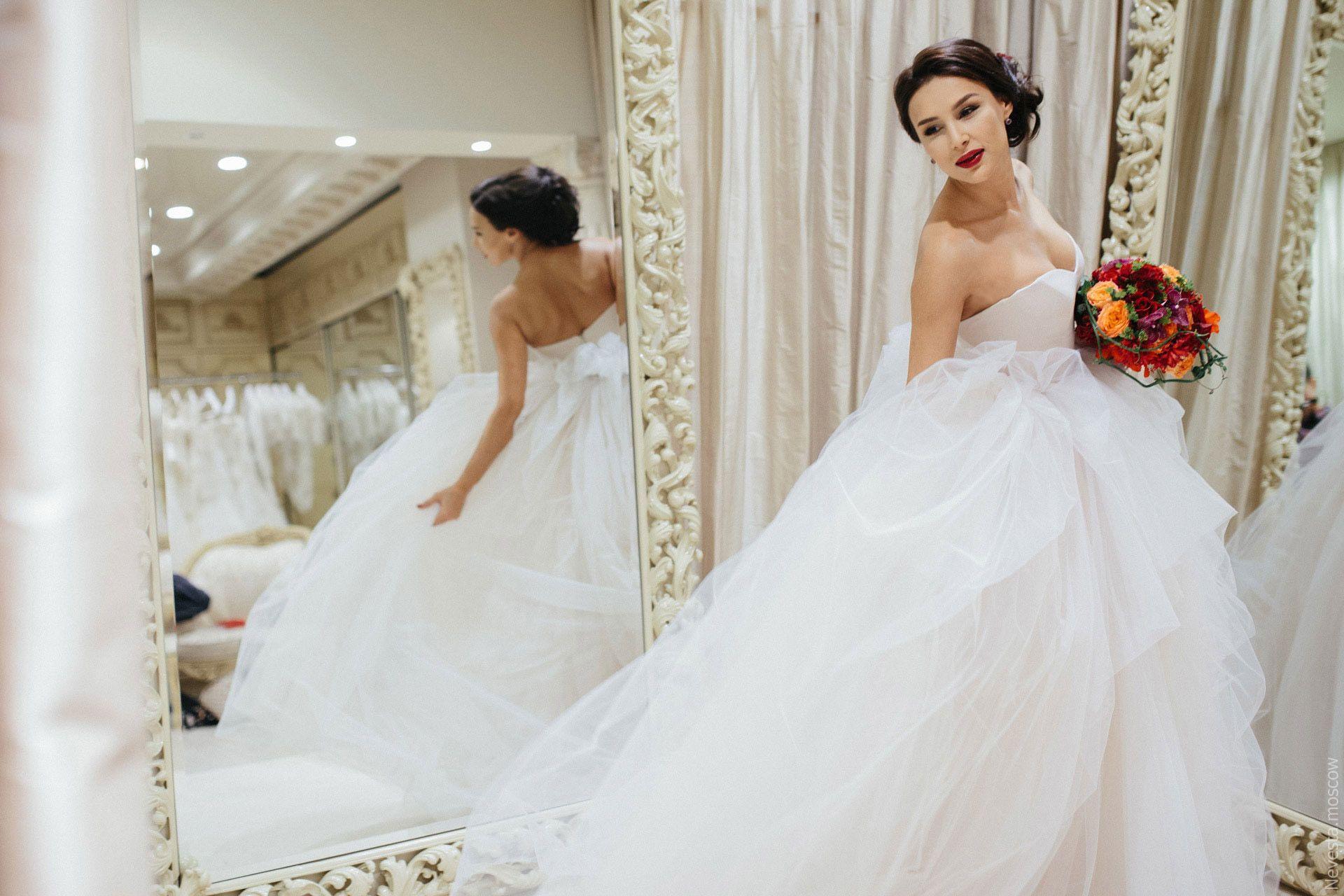 «Королева России» Диана Пегас примеряет образ для испанской свадьбы, фото 24