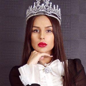 Диана Пегас, модель