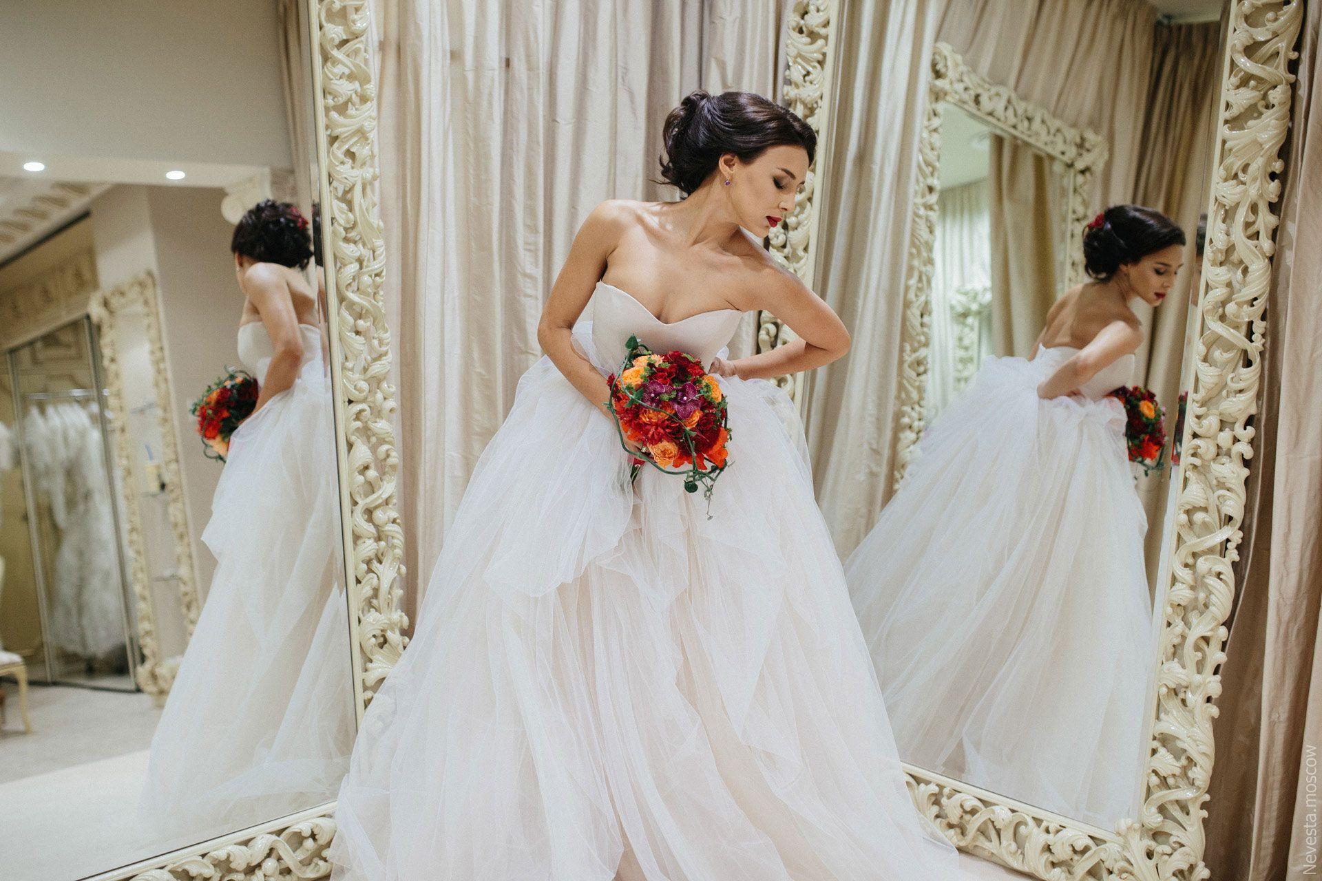 «Королева России» Диана Пегас примеряет образ для испанской свадьбы, фото 23