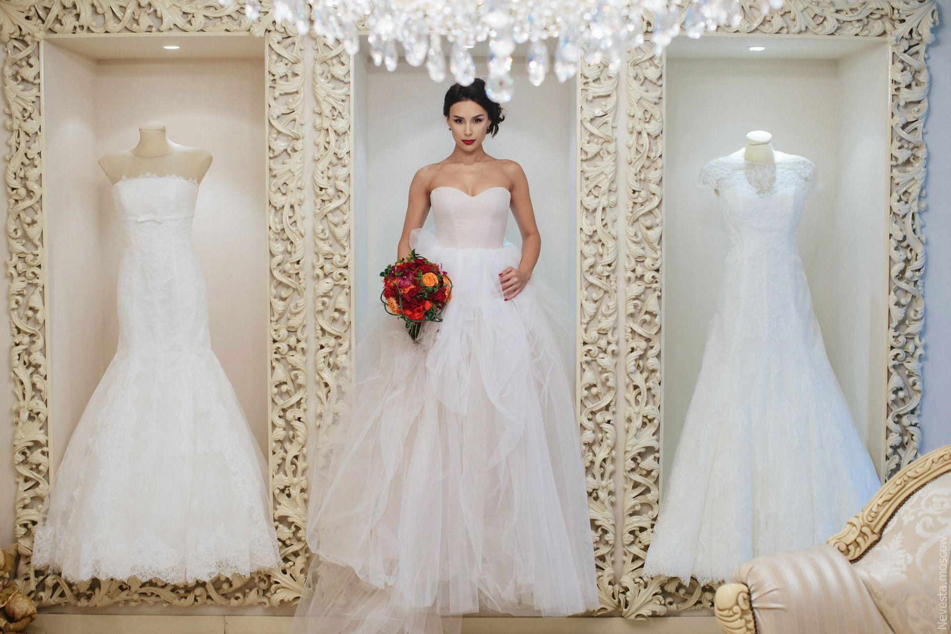 «Королева России» Диана Пегас примеряет образ для испанской свадьбы, фото 25