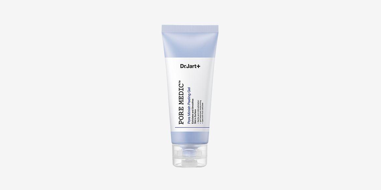 ) Dr.Jart+. Очищающий гель-эксфолиант для всех типов кожи Pore Medic