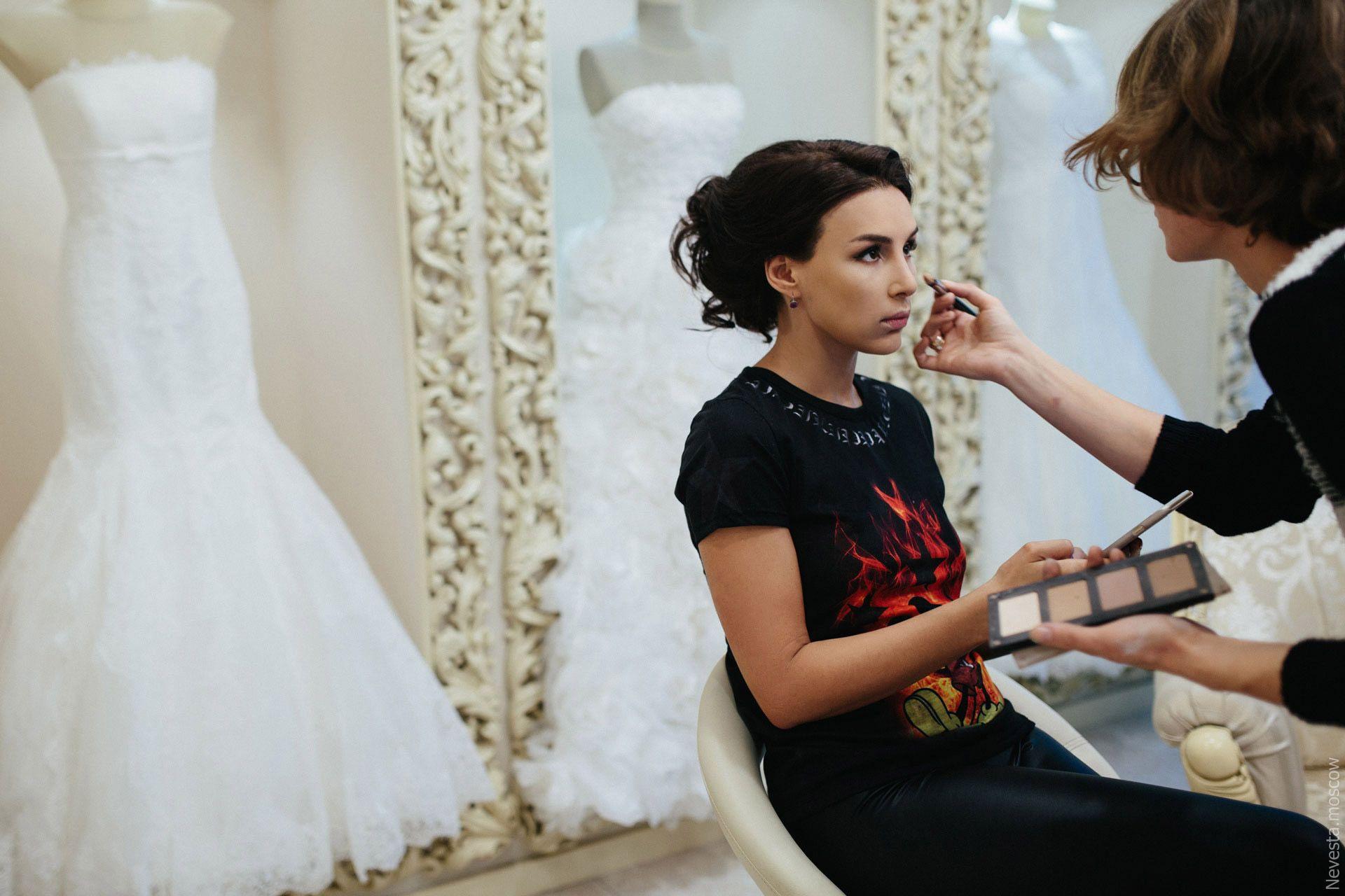 «Королева России» Диана Пегас примеряет образ для испанской свадьбы, фото 14