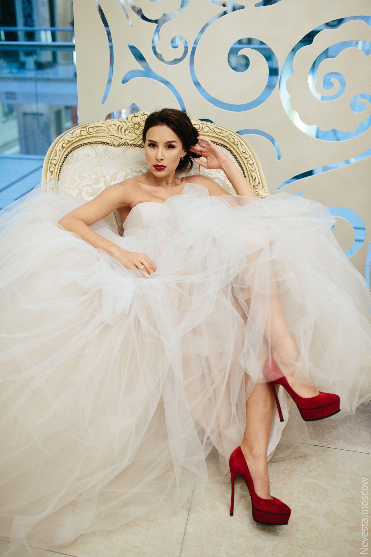«Королева России» Диана Пегас примеряет образ для испанской свадьбы, фото 17