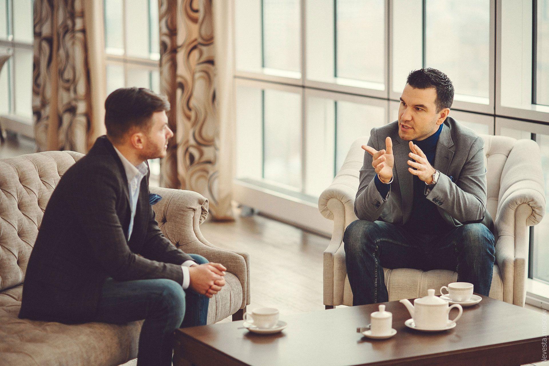 Интервью с основателем свадебного агентства «Карамель» - Алексей Шолохов фото 2