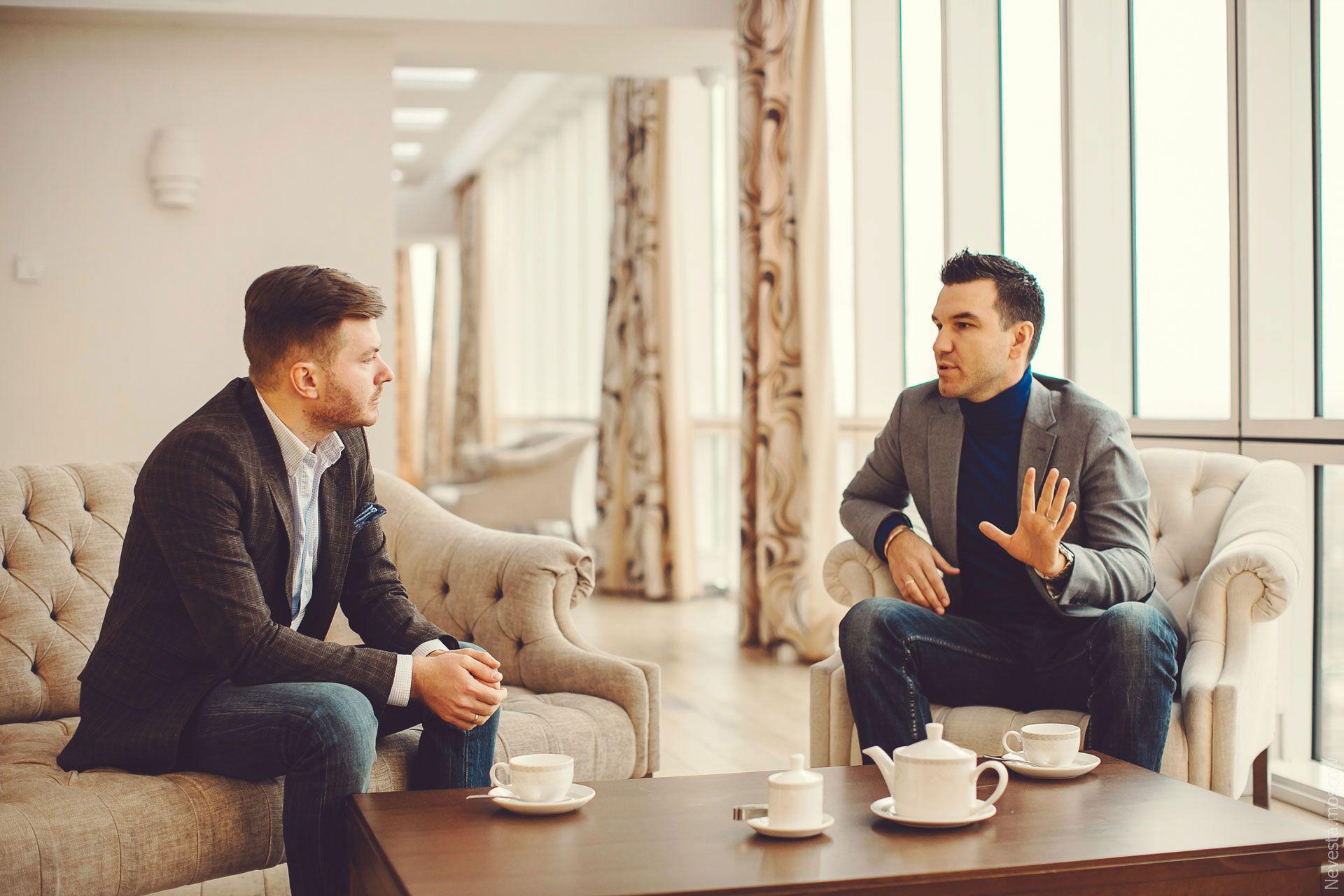 Интервью с основателем свадебного агентства «Карамель» - Алексей Шолохов фото 6