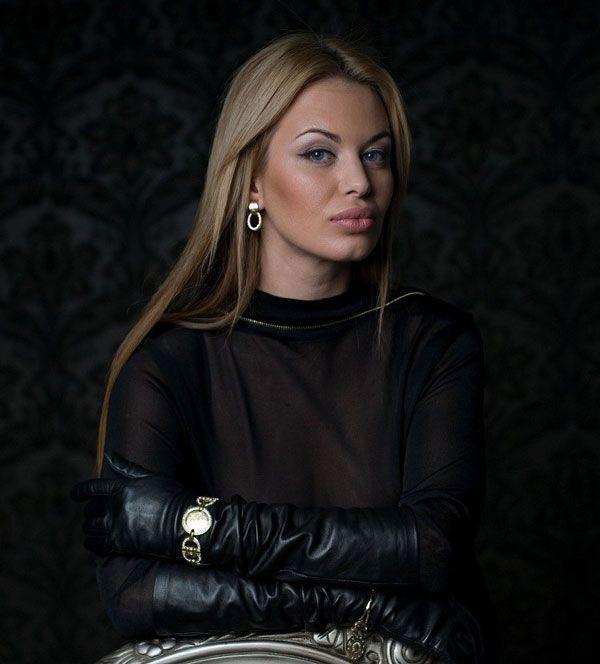 Ольга Журавлева стилист
