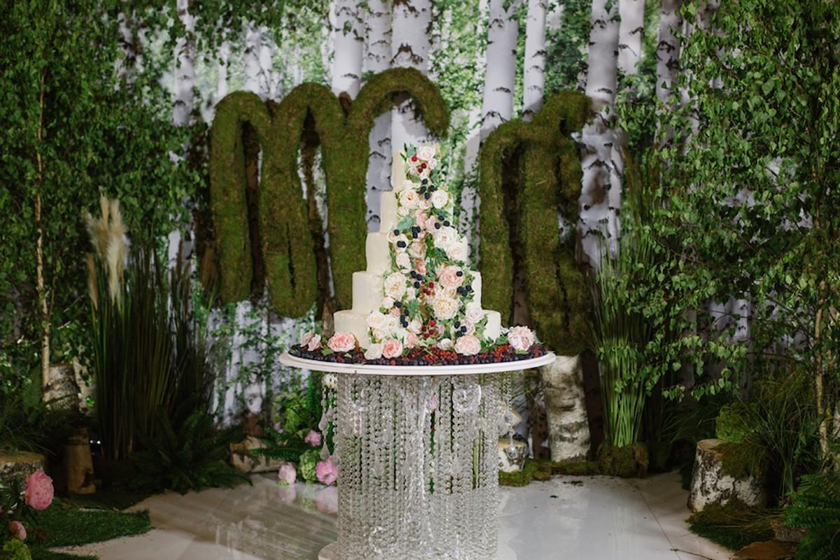 Загадочный лес. Свадьба Левана и Татьяны фото 11