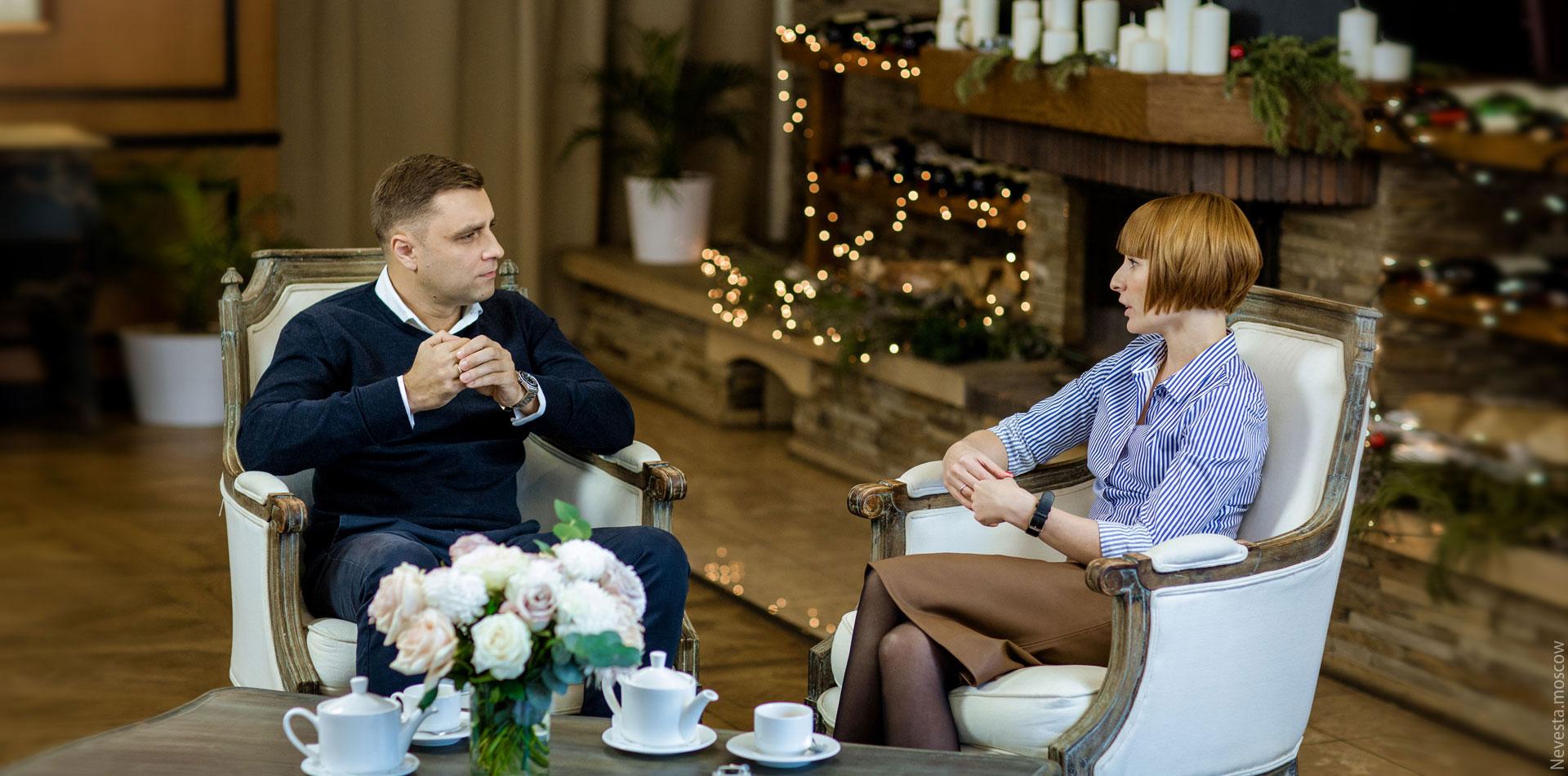 Свадебное агентство «Для Двоих» интервью фото 6