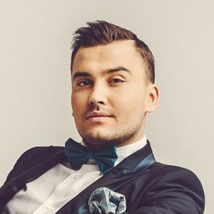 Алексей Шелест ведущий