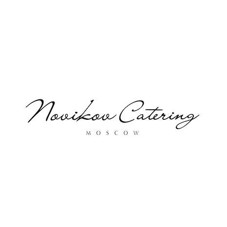 Novikov Catering лого