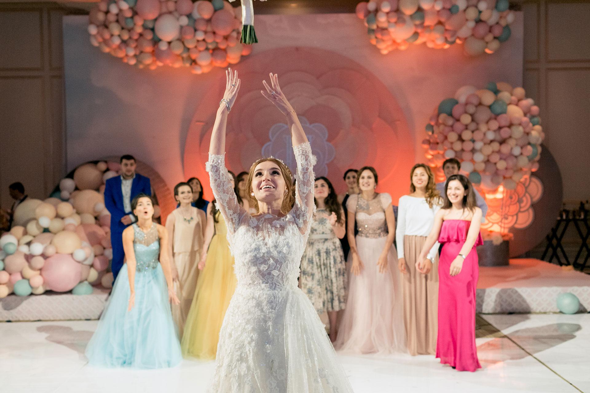 В стиле Guerlain. Свадьба Пако и Амины фото 26