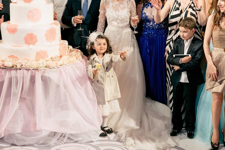 В стиле Guerlain. Свадьба Пако и Амины фото 28