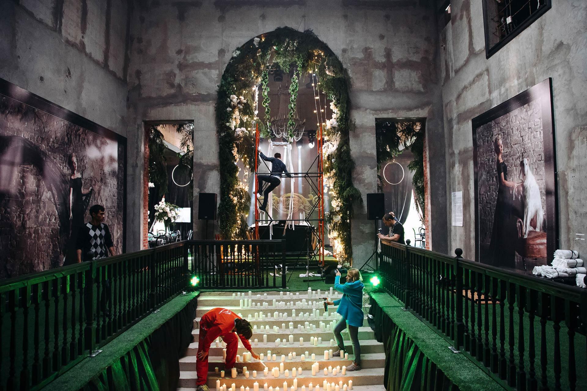 Магический дом. Свадьба Владимира и Ирины фото 36
