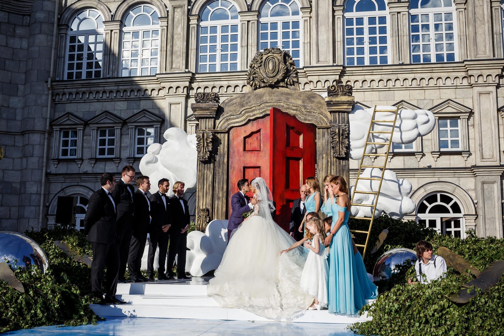 Follow me to. Свадьба Натальи и Мурада Османн фото 14