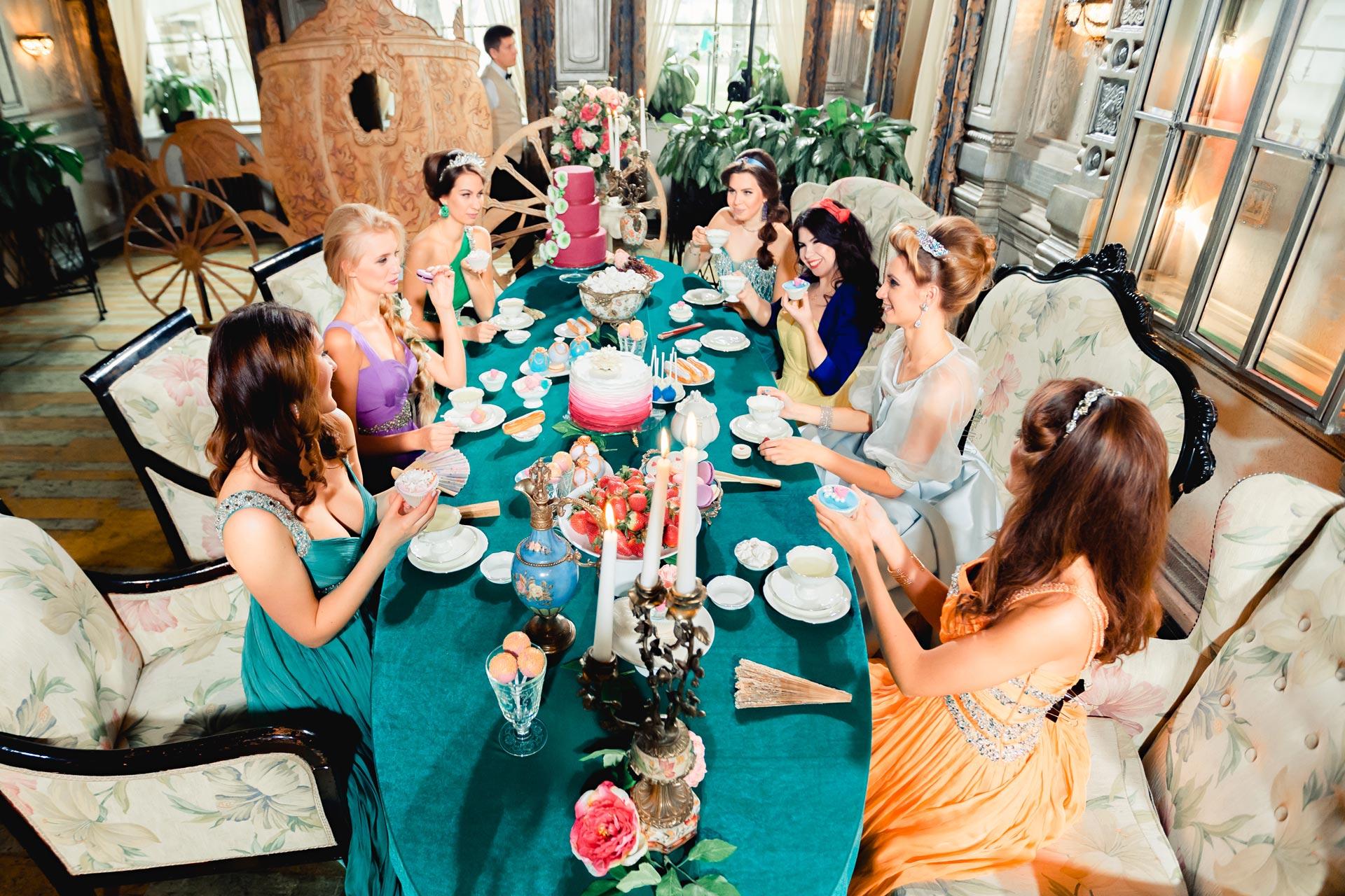 сказочная свадьба фото 4