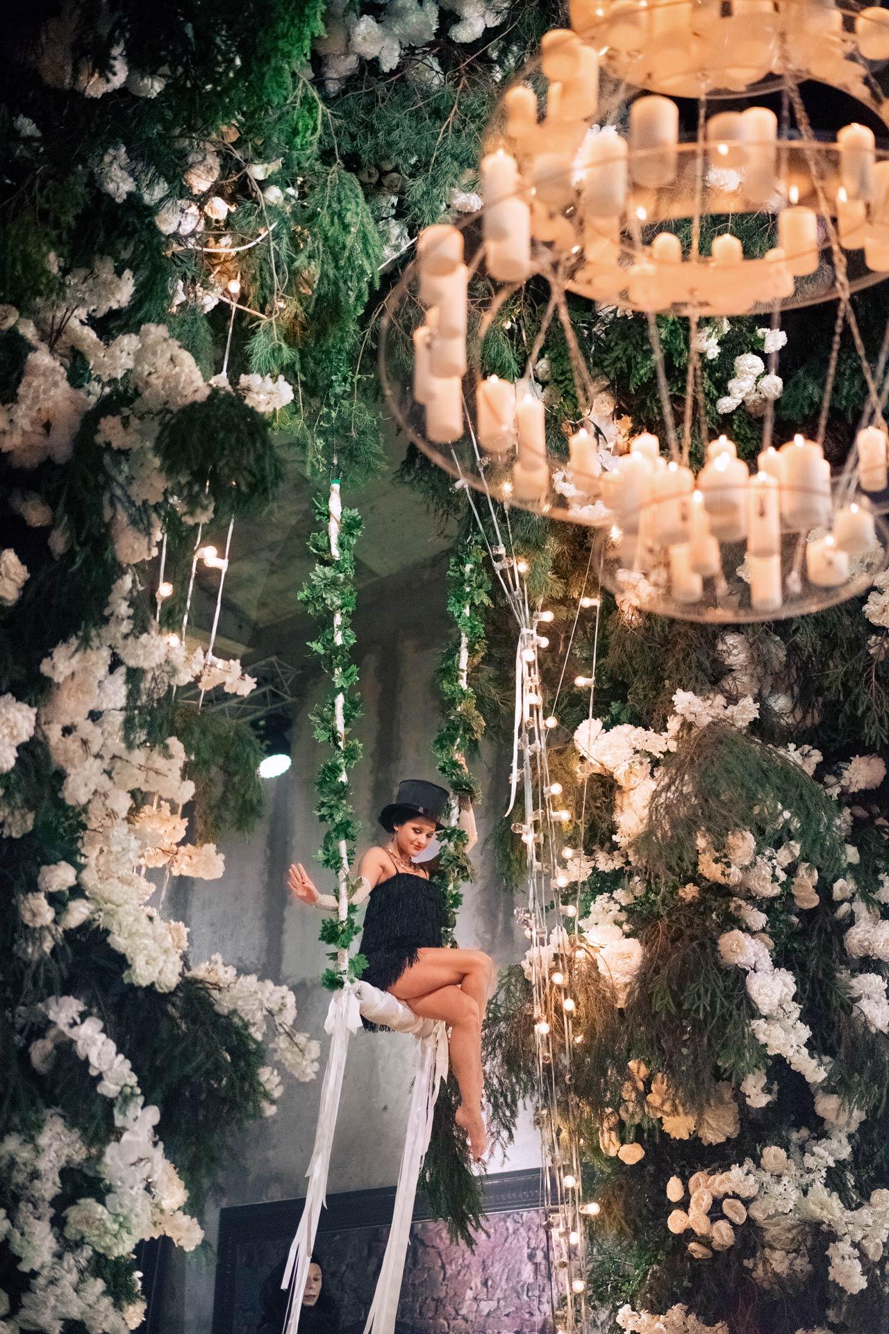 Магический дом. Свадьба Владимира и Ирины фото 24