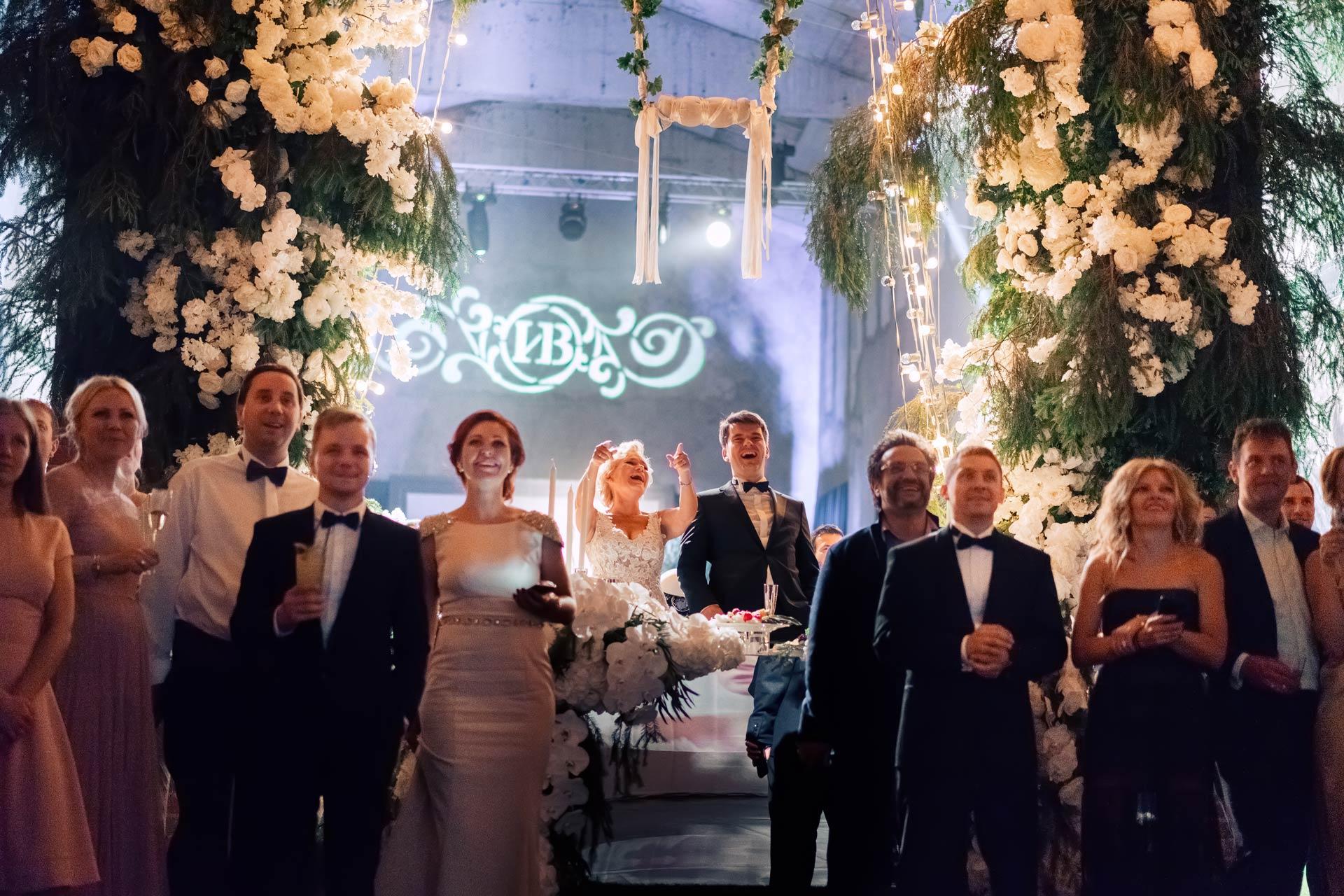 Магический дом. Свадьба Владимира и Ирины фото 33