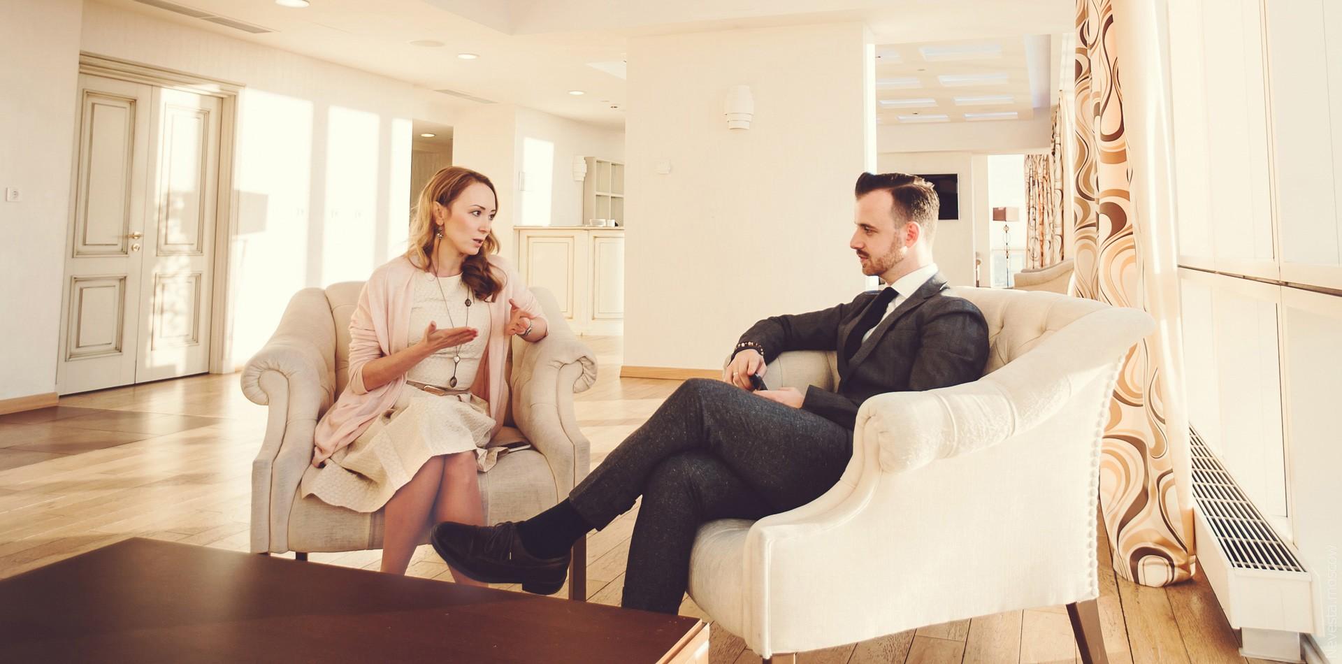 интервью Свадебное агентство Лилии Горлановой фото 3