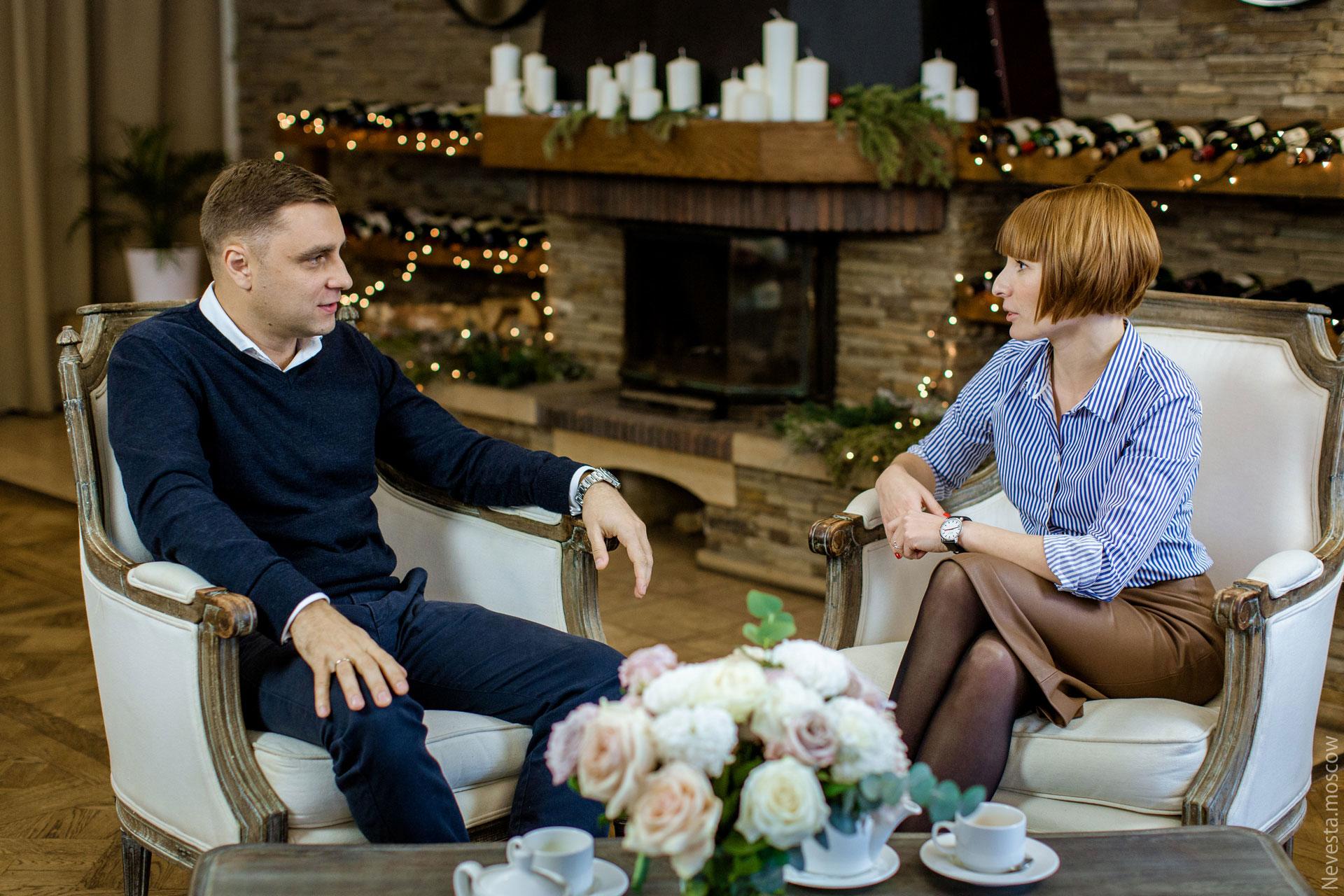 Свадебное агентство «Для Двоих» интервью фото 2