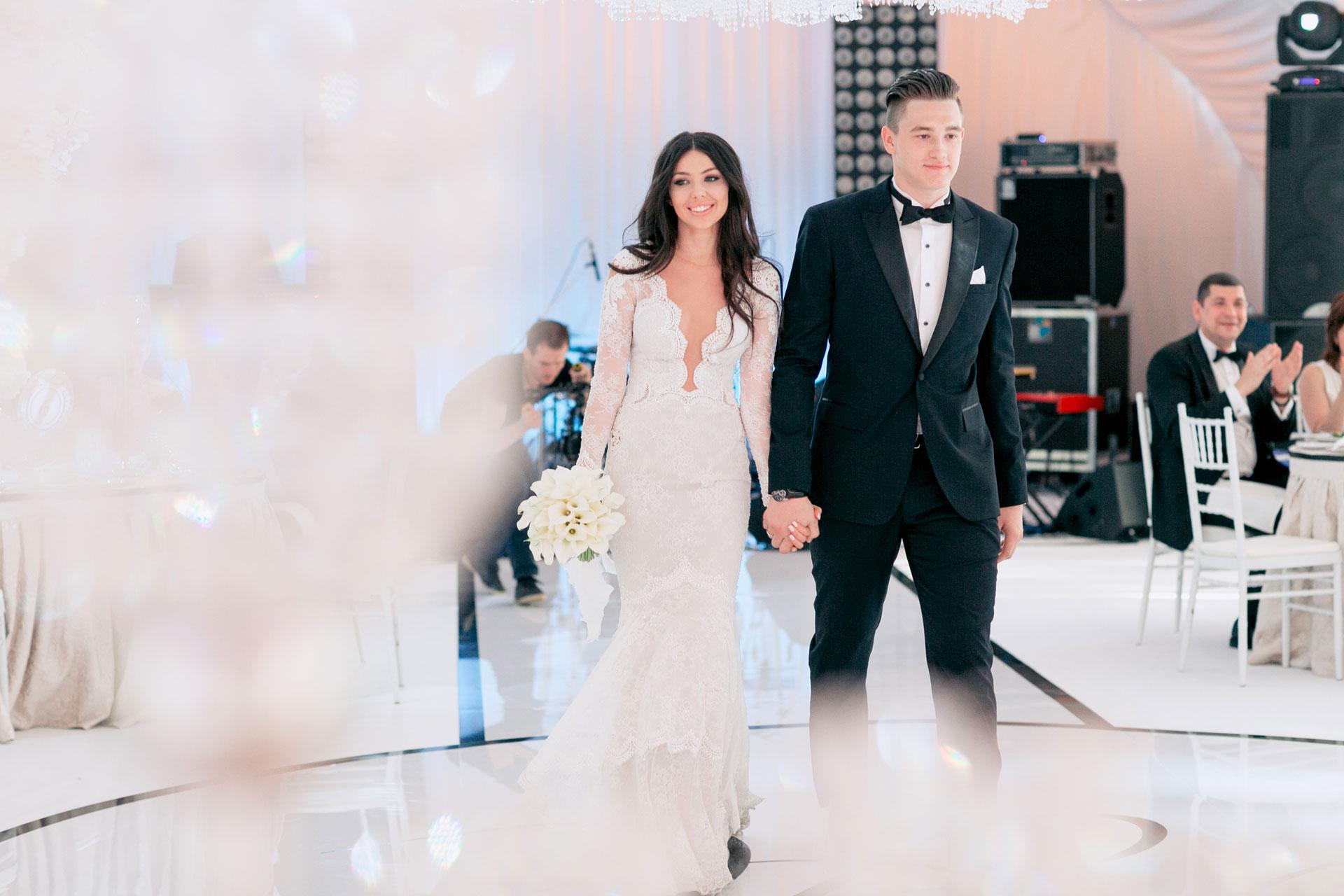 Хоккей и мода. Свадьба Никиты и Александры фото 31