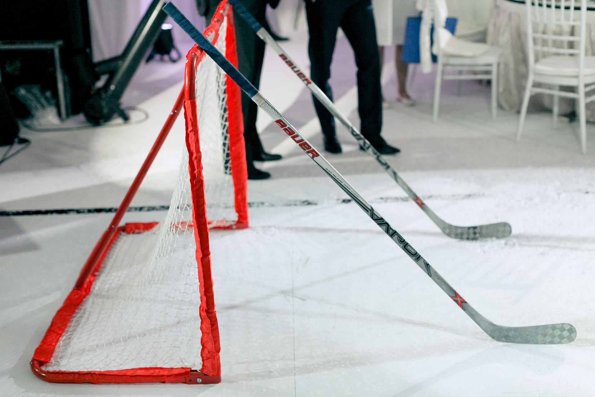 Хоккей и мода. Свадьба Никиты и Александры фото 23