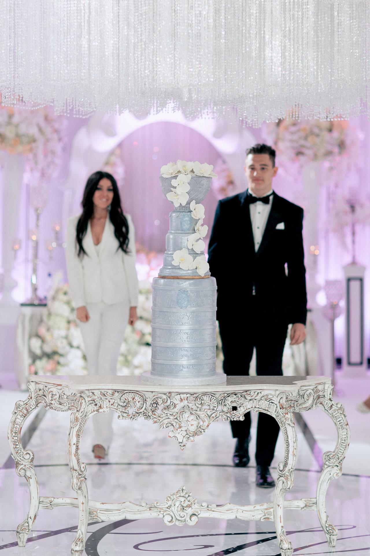 Хоккей и мода. Свадьба Никиты и Александры фото 25
