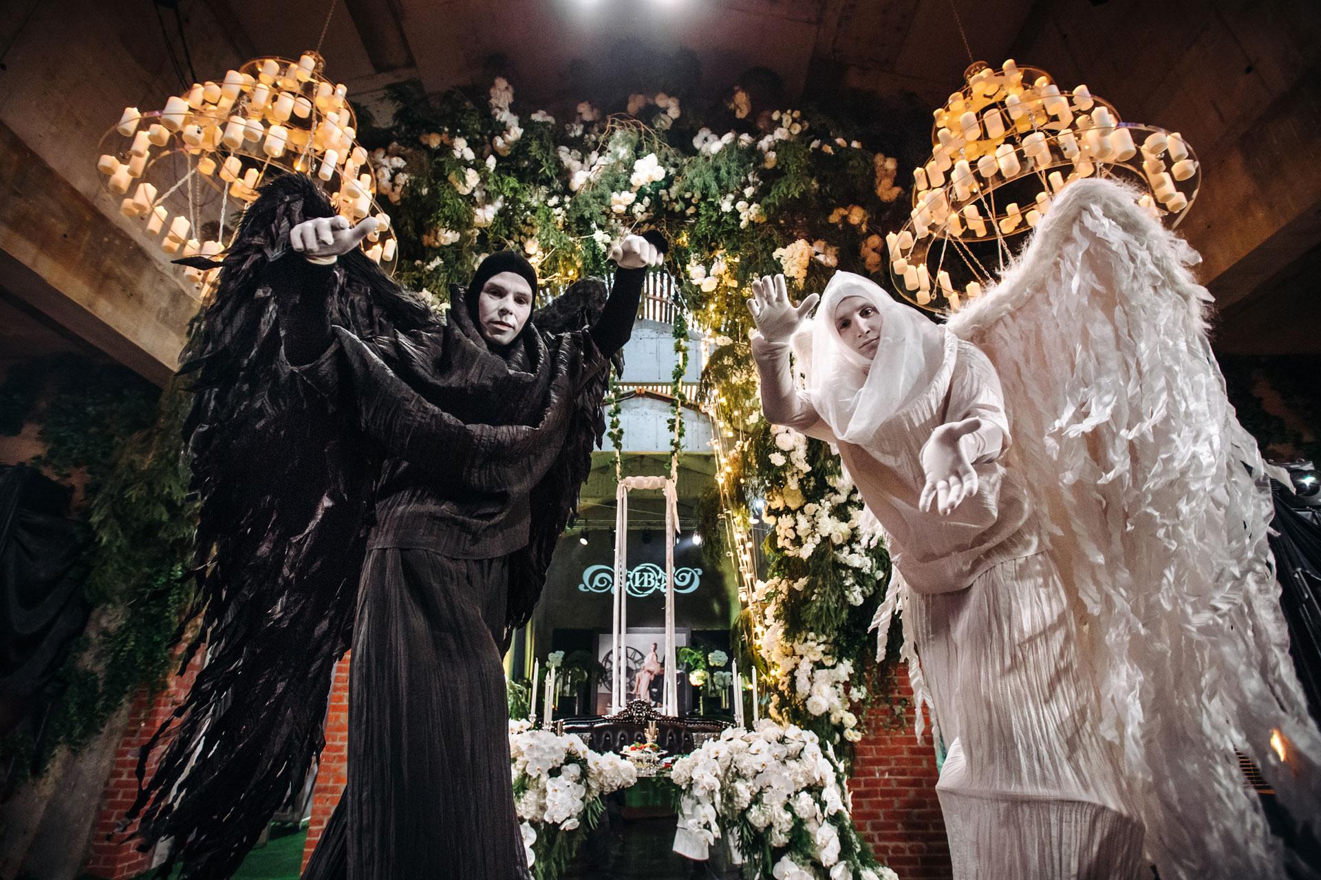 Магический дом. Свадьба Владимира и Ирины фото 17