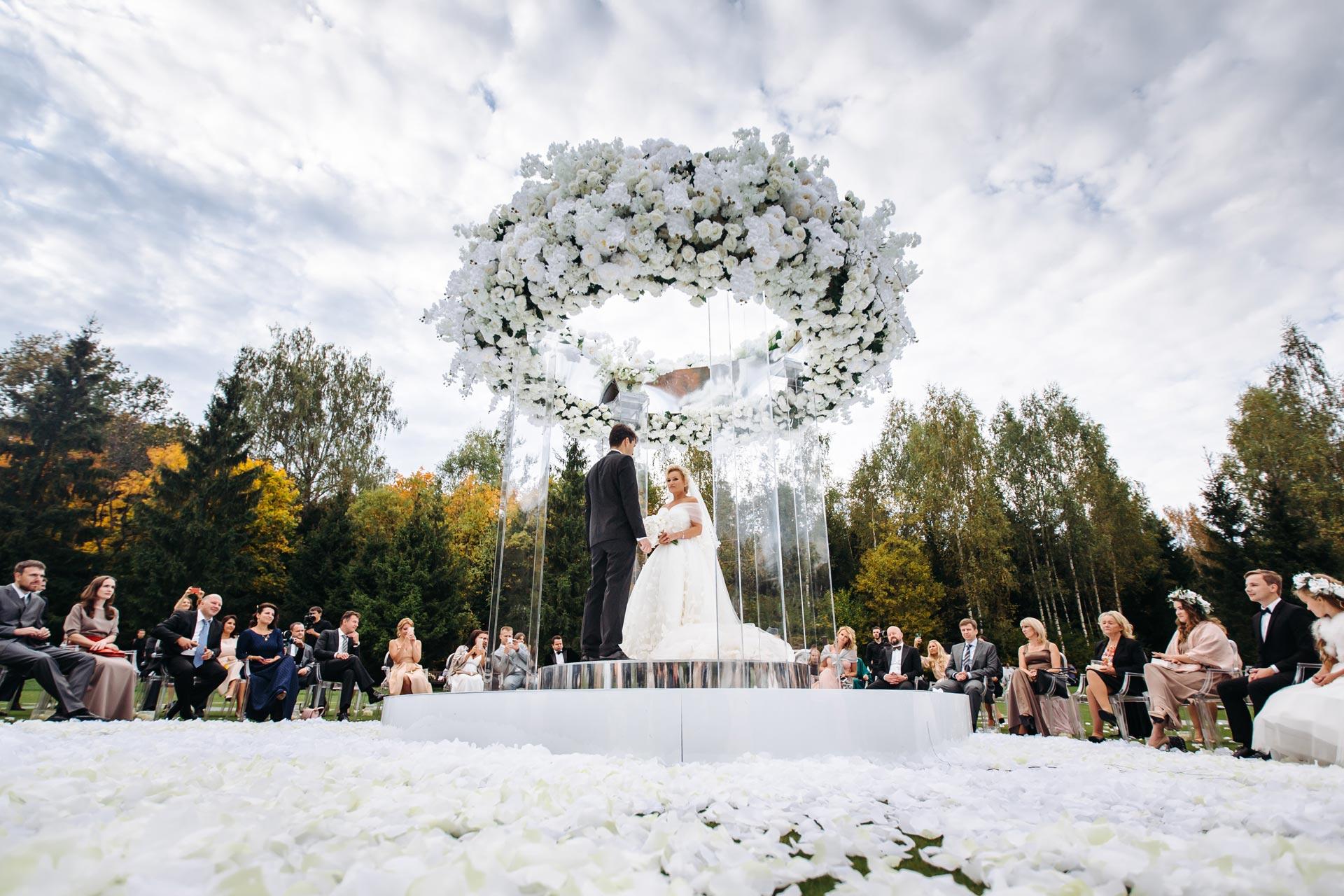 Магический дом. Свадьба Владимира и Ирины фото 10