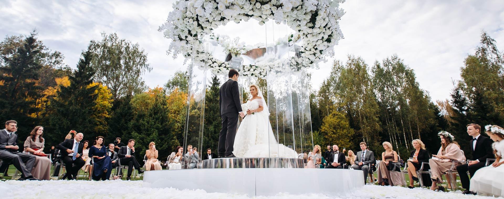 Инсценированные поздравления к свадьбе