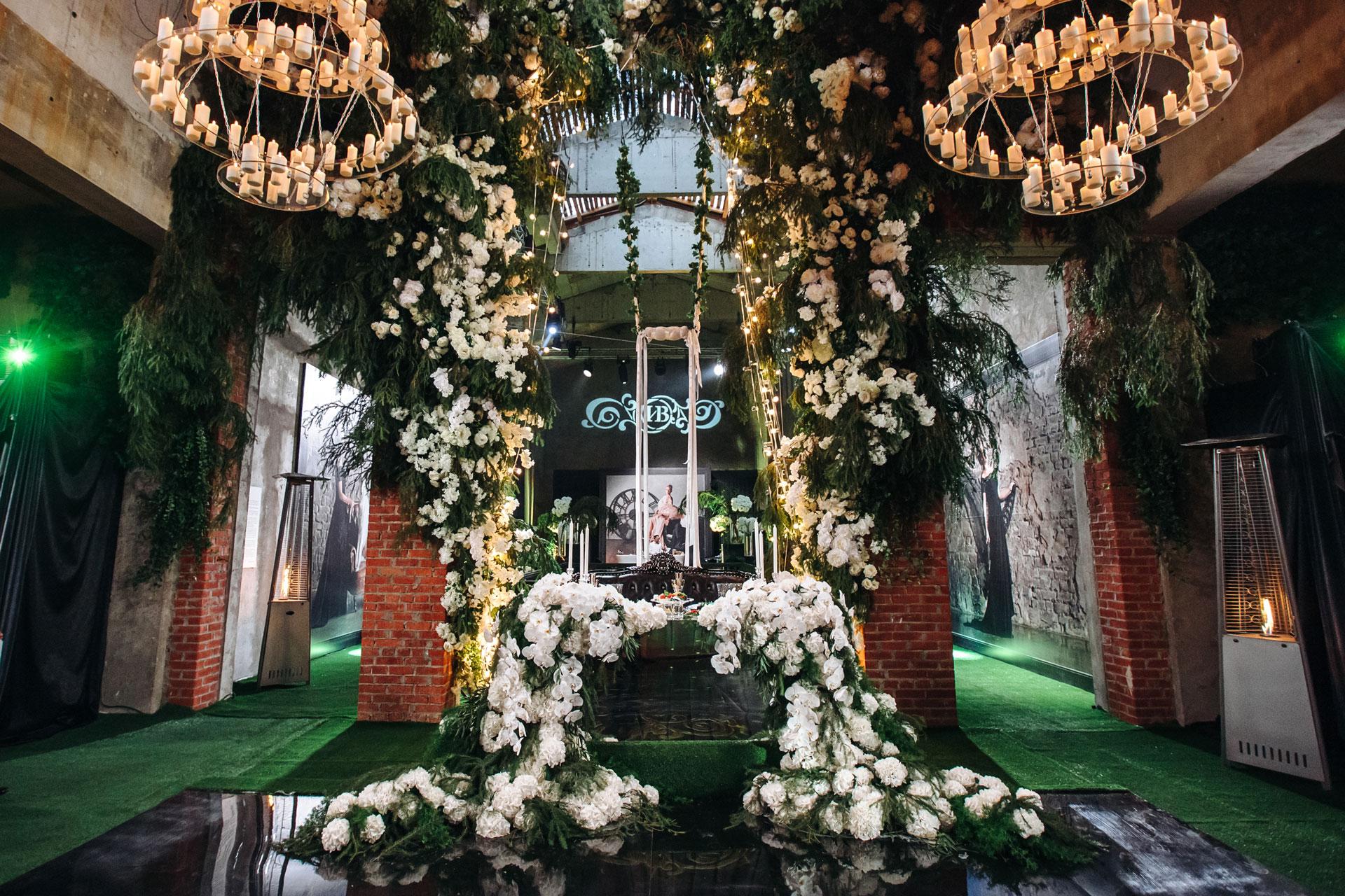 Магический дом. Свадьба Владимира и Ирины фото 31