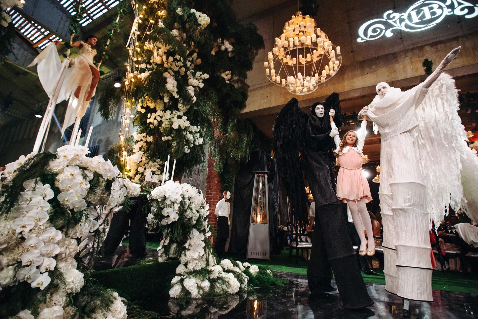 Магический дом. Свадьба Владимира и Ирины фото 21