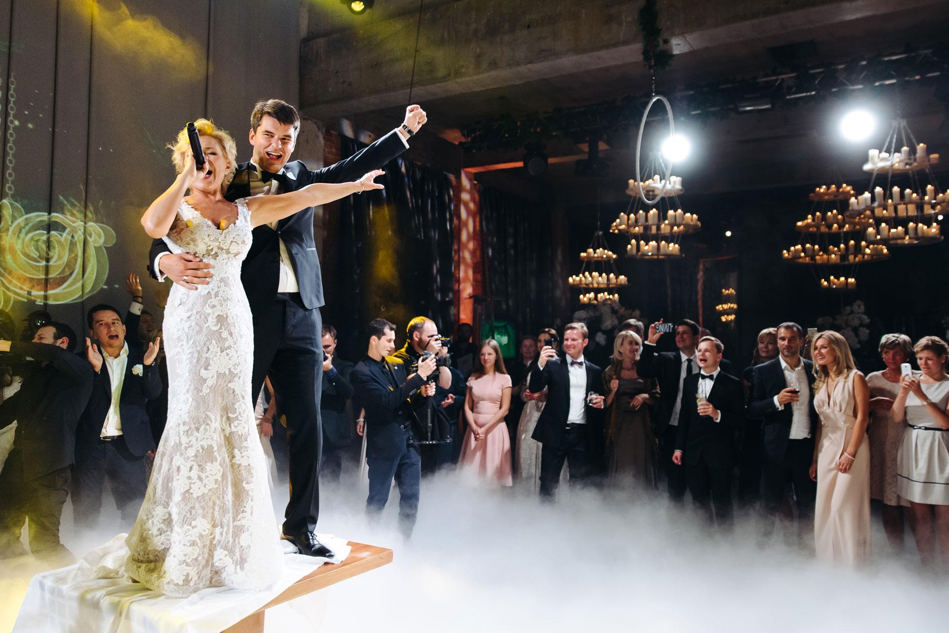 Магический дом. Свадьба Владимира и Ирины фото 6