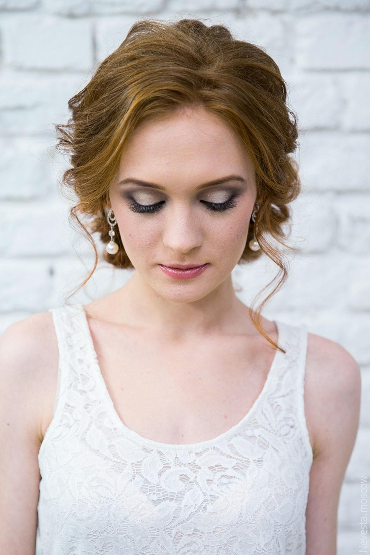 макияж свадебный  фото 2
