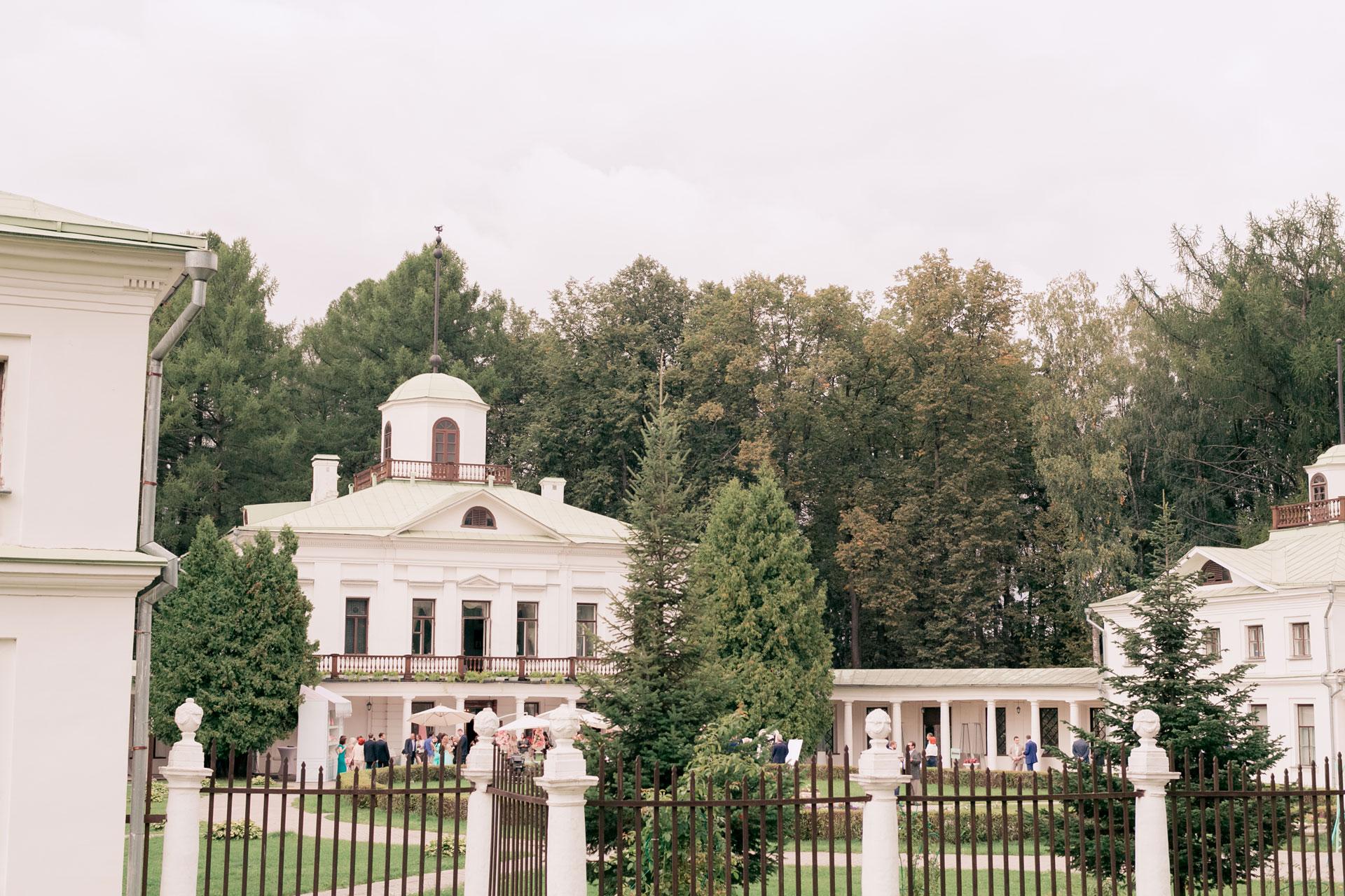 В стиле Laduree. Свадьба Алексея и Полины фото 7