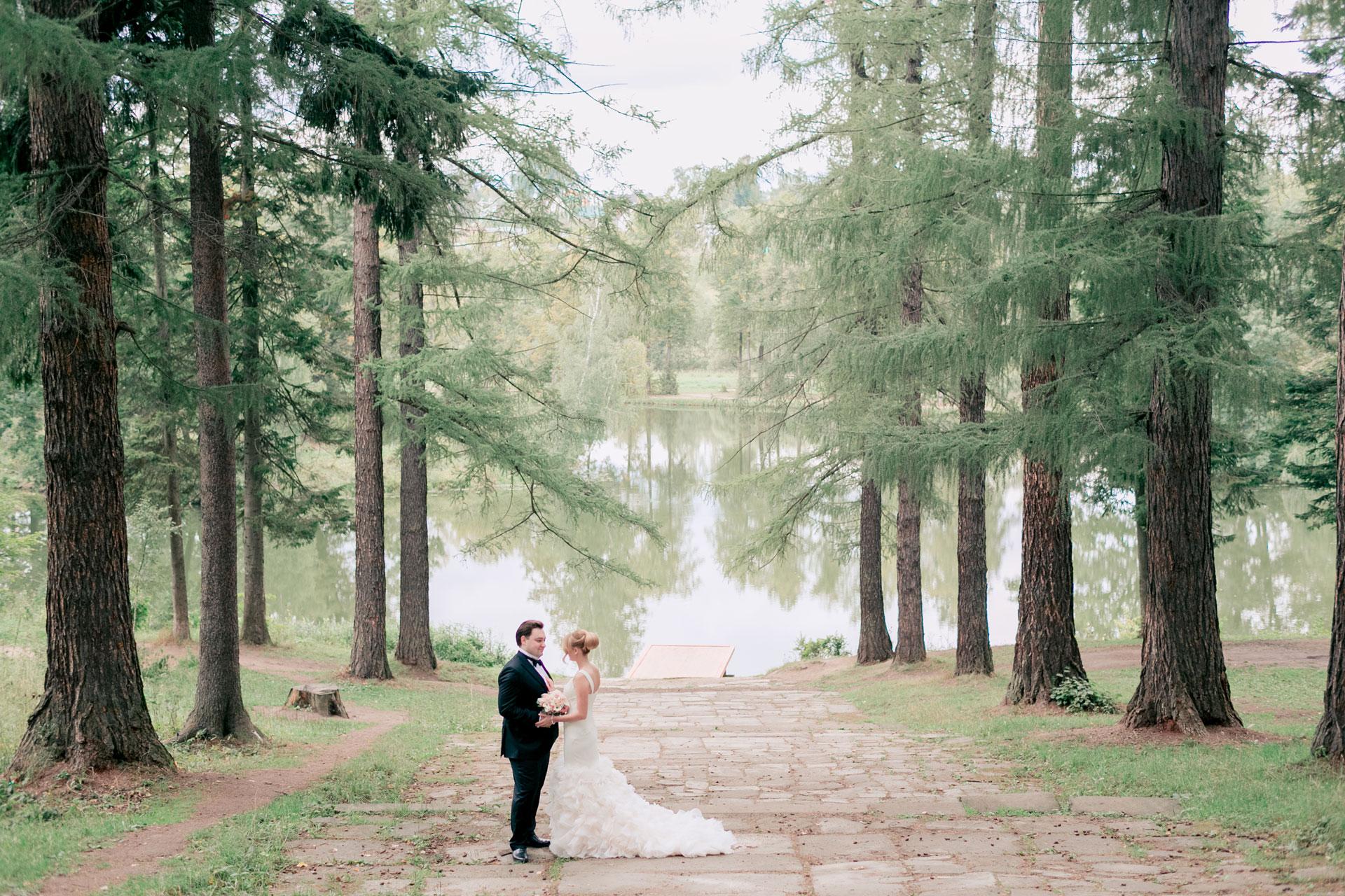 В стиле Laduree. Свадьба Алексея и Полины фото 1