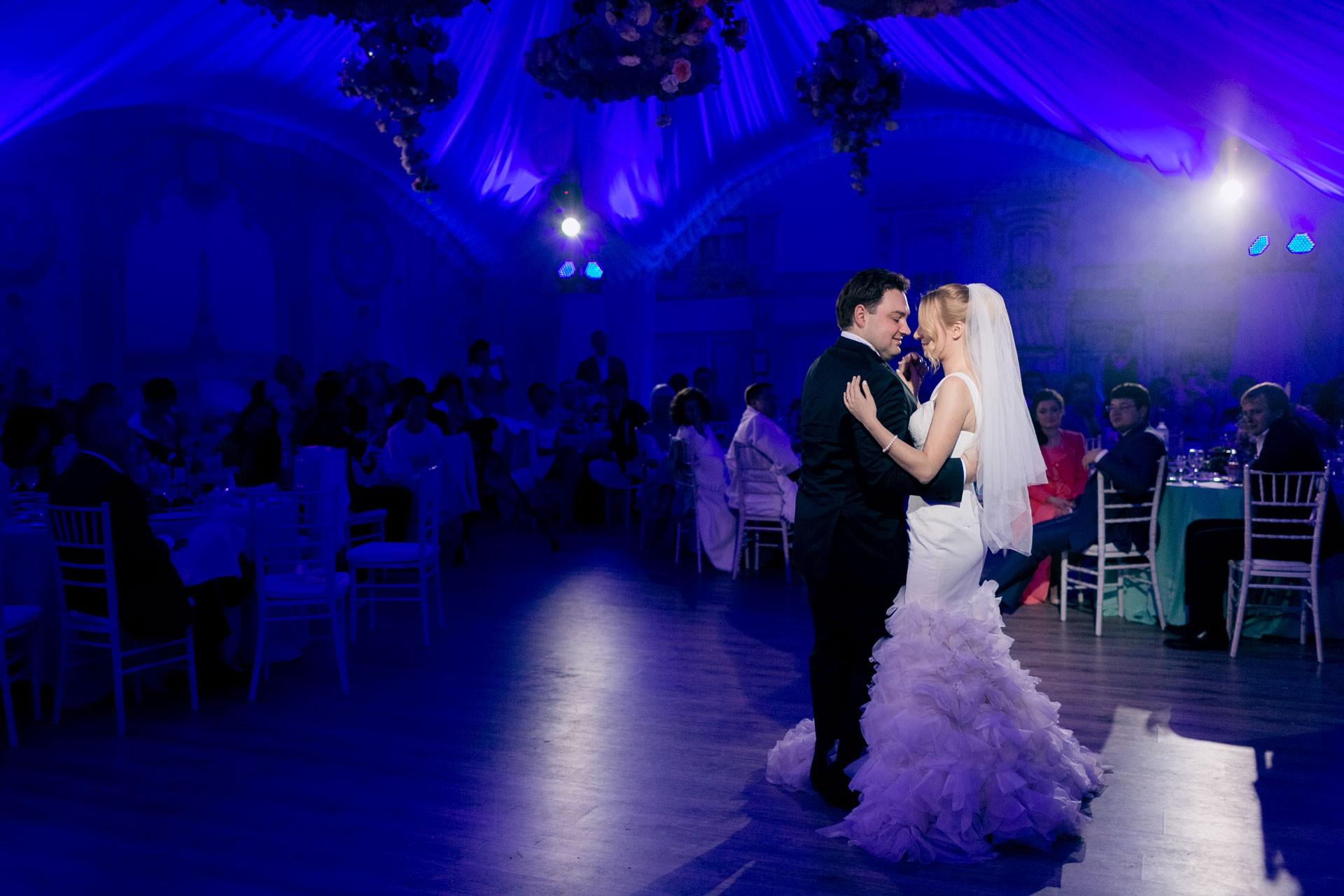В стиле Laduree. Свадьба Алексея и Полины фото 11