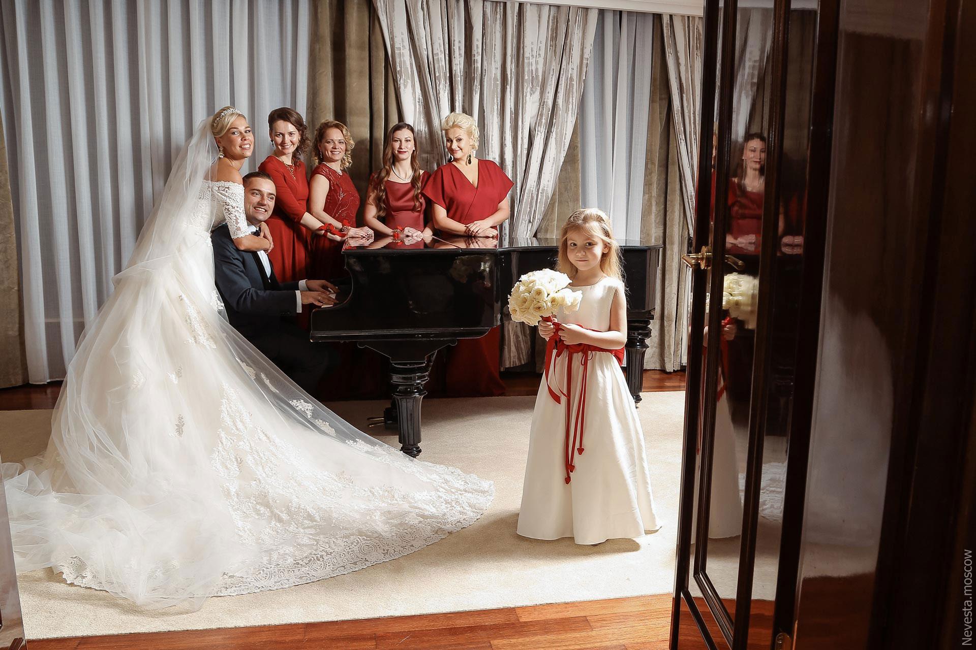 A la Cartier. Свадьба Ксении Афанасьевой фото 29
