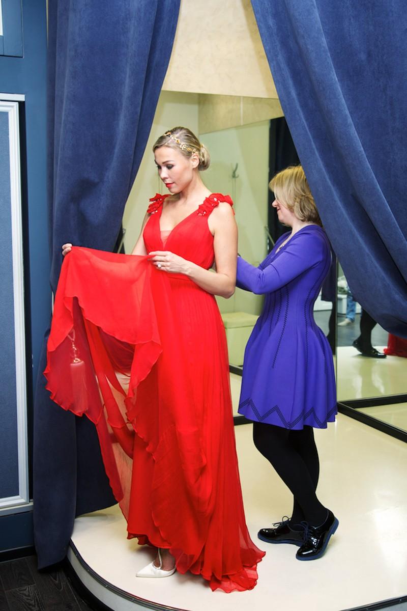свадебное платье от дизайнера Светланы Лялиной фото 7