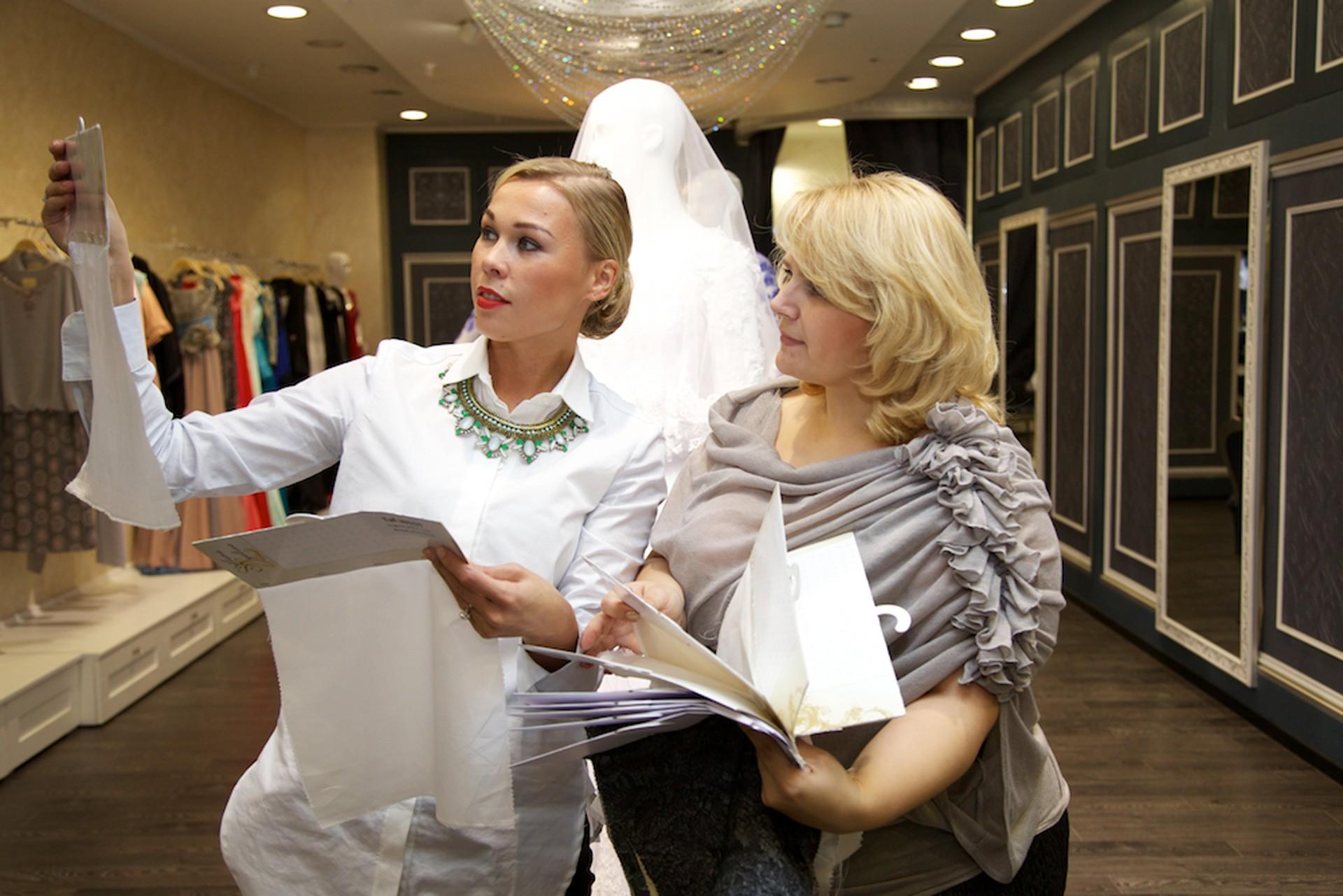 свадебное платье от дизайнера Светланы Лялиной фото 4