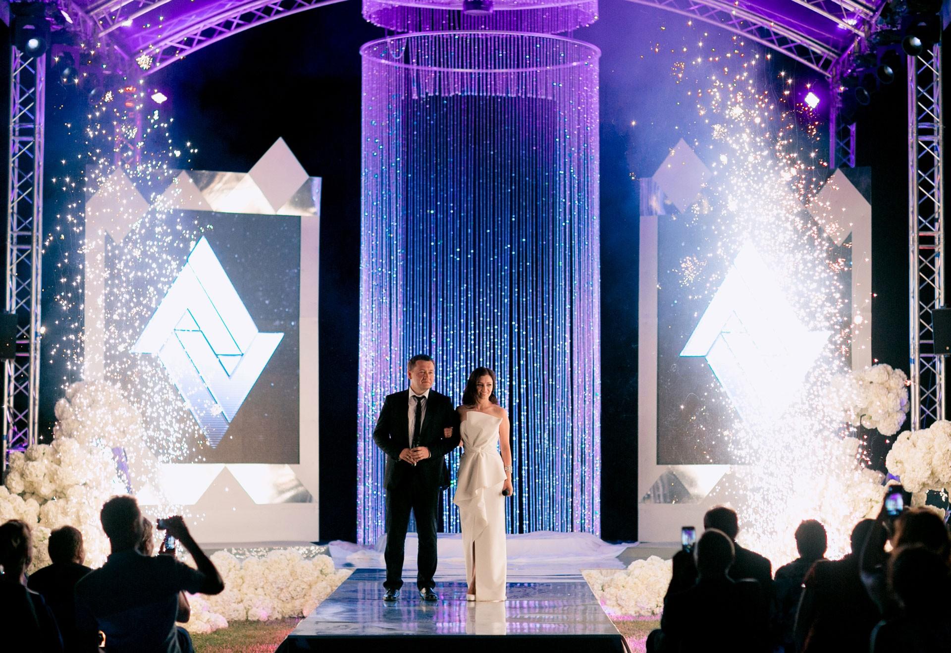 В отражении друг друга. Свадьба Андрея и Алины фото 8