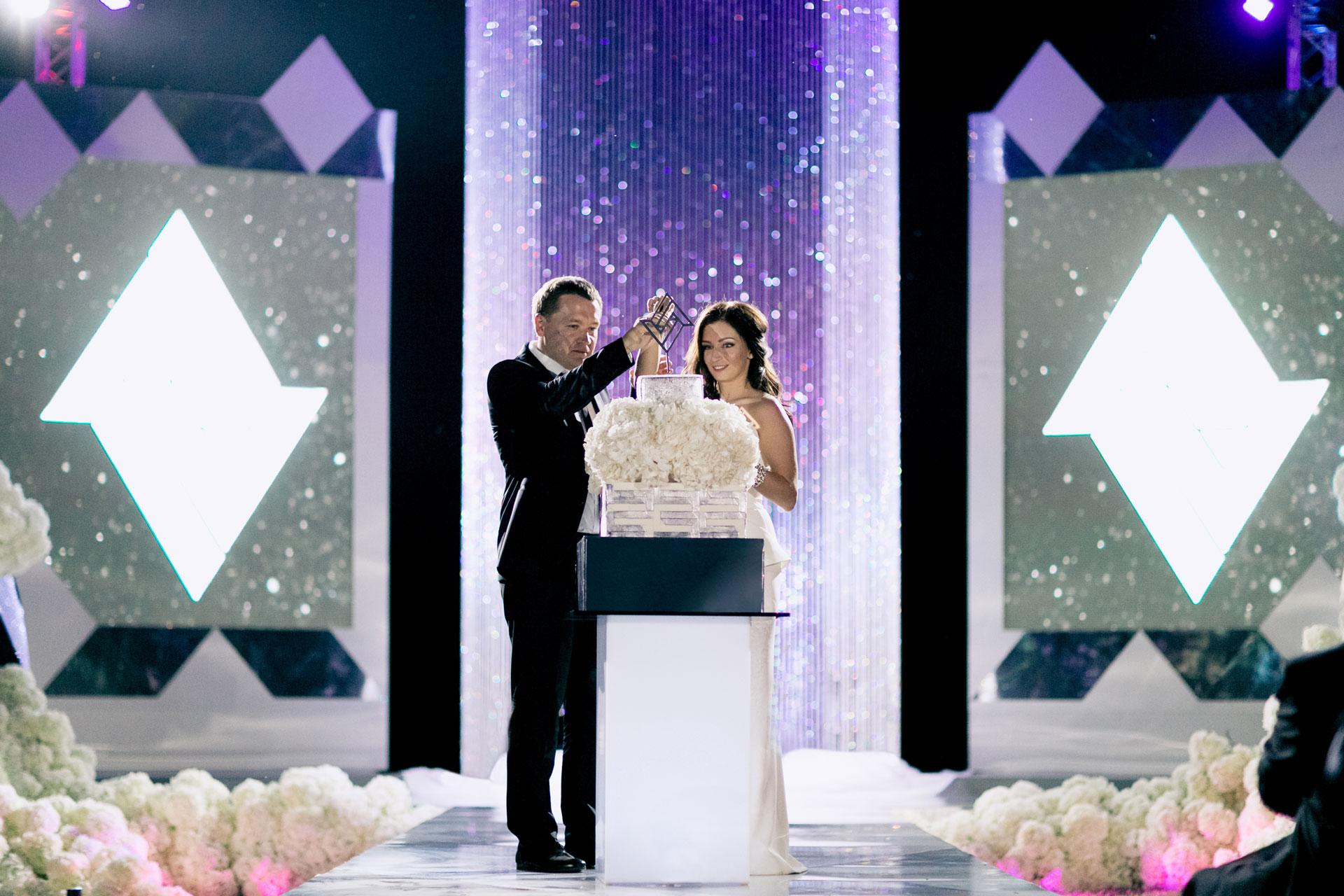 В отражении друг друга. Свадьба Андрея и Алины фото 18