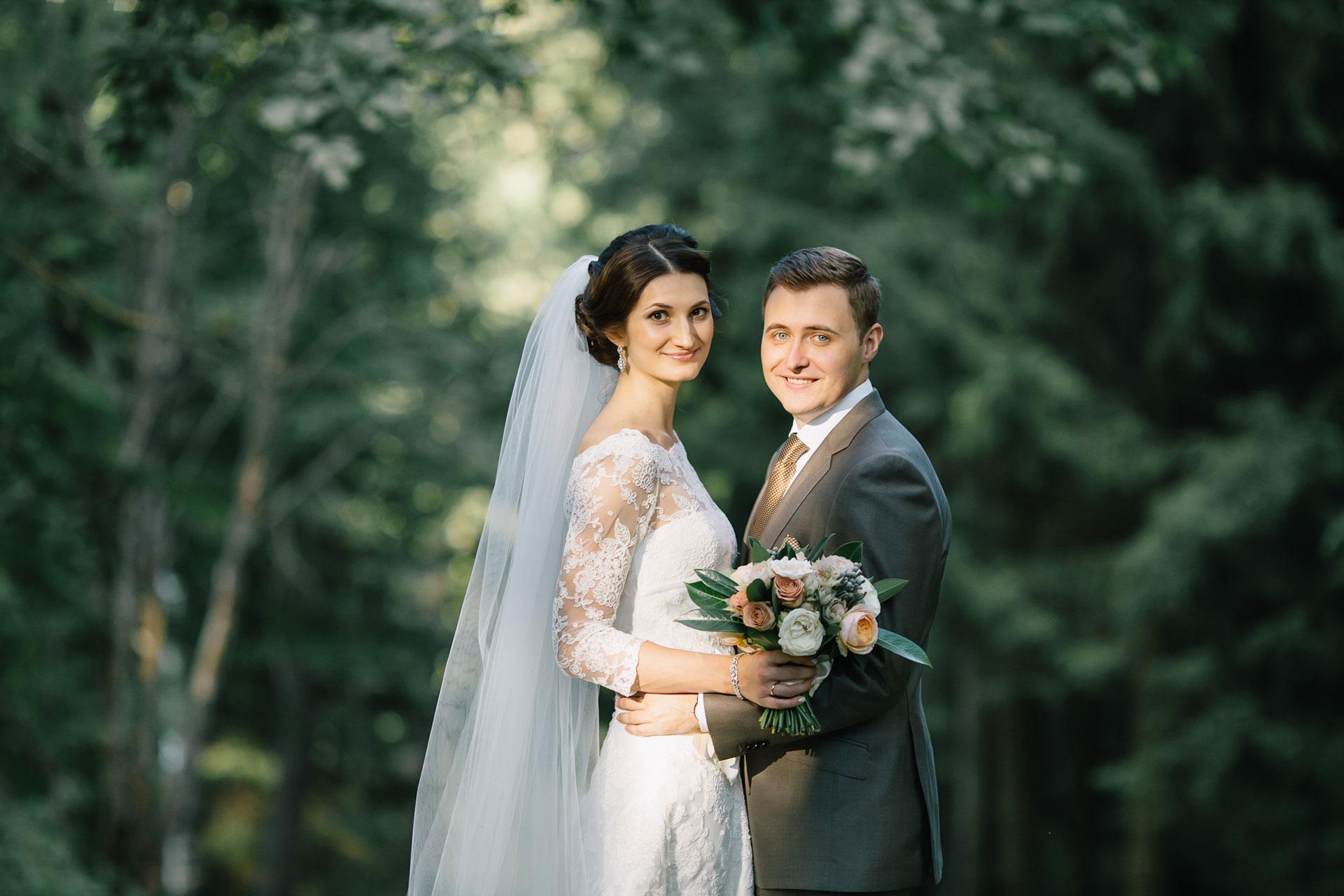 Русская усадьба. Свадьба Антона и Виктории фото 22