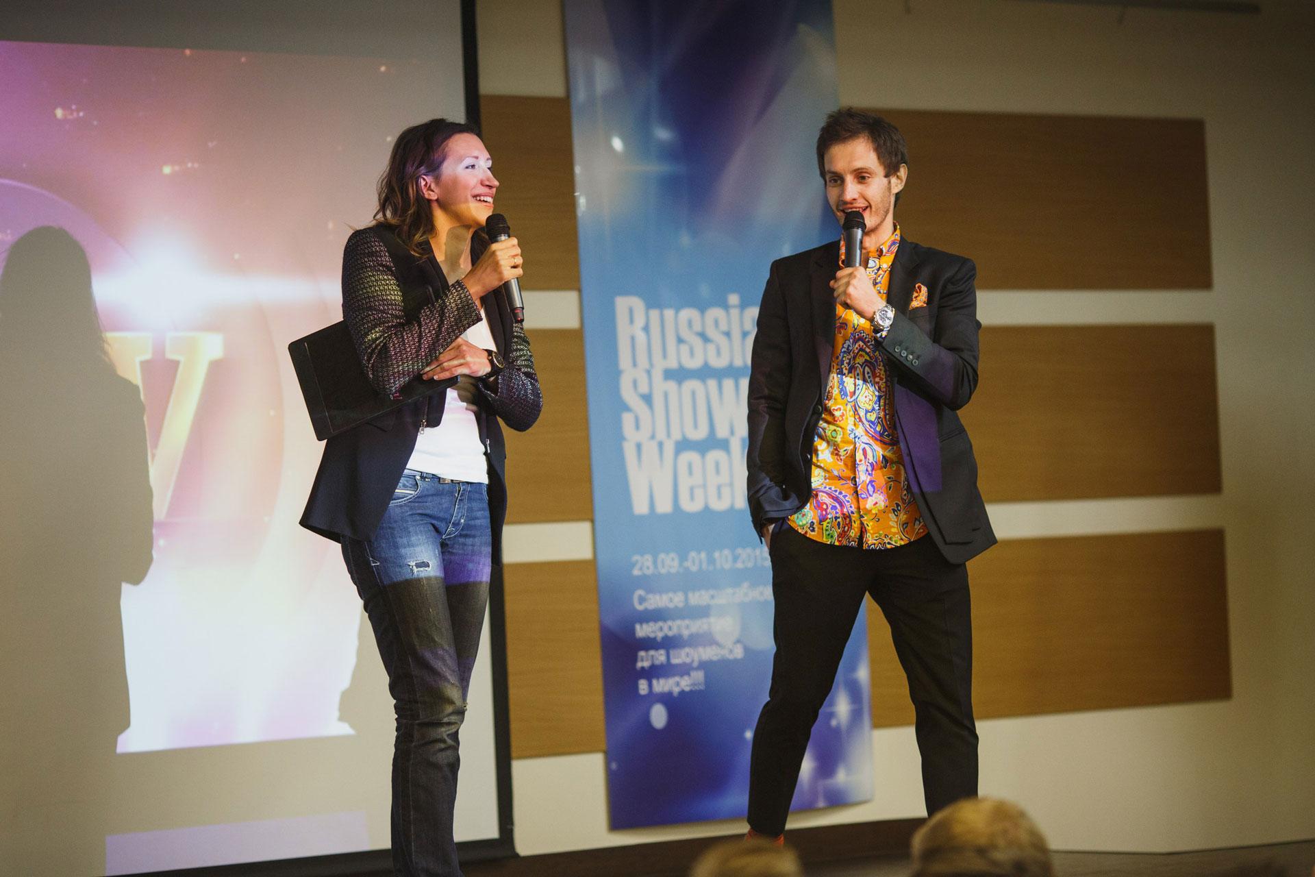 Ведущий Илья Глебов: все о Russian Showmen Creative Week фото 3