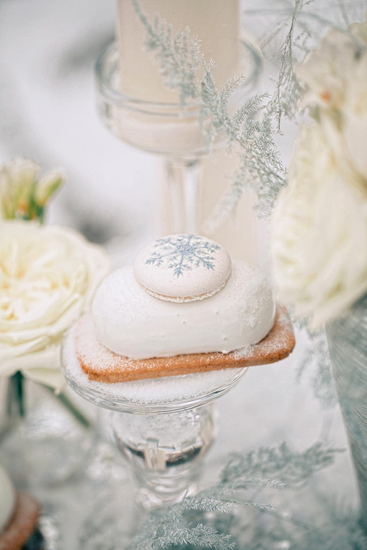 Снежная королева, декор фото 4