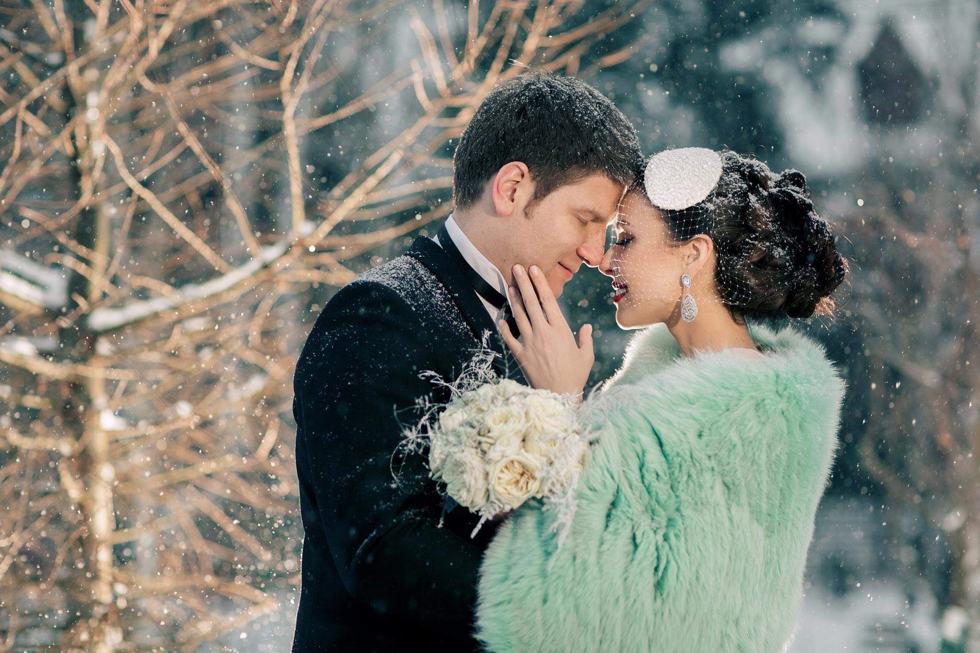 Элегантная классика, свадебный образ, фото 4