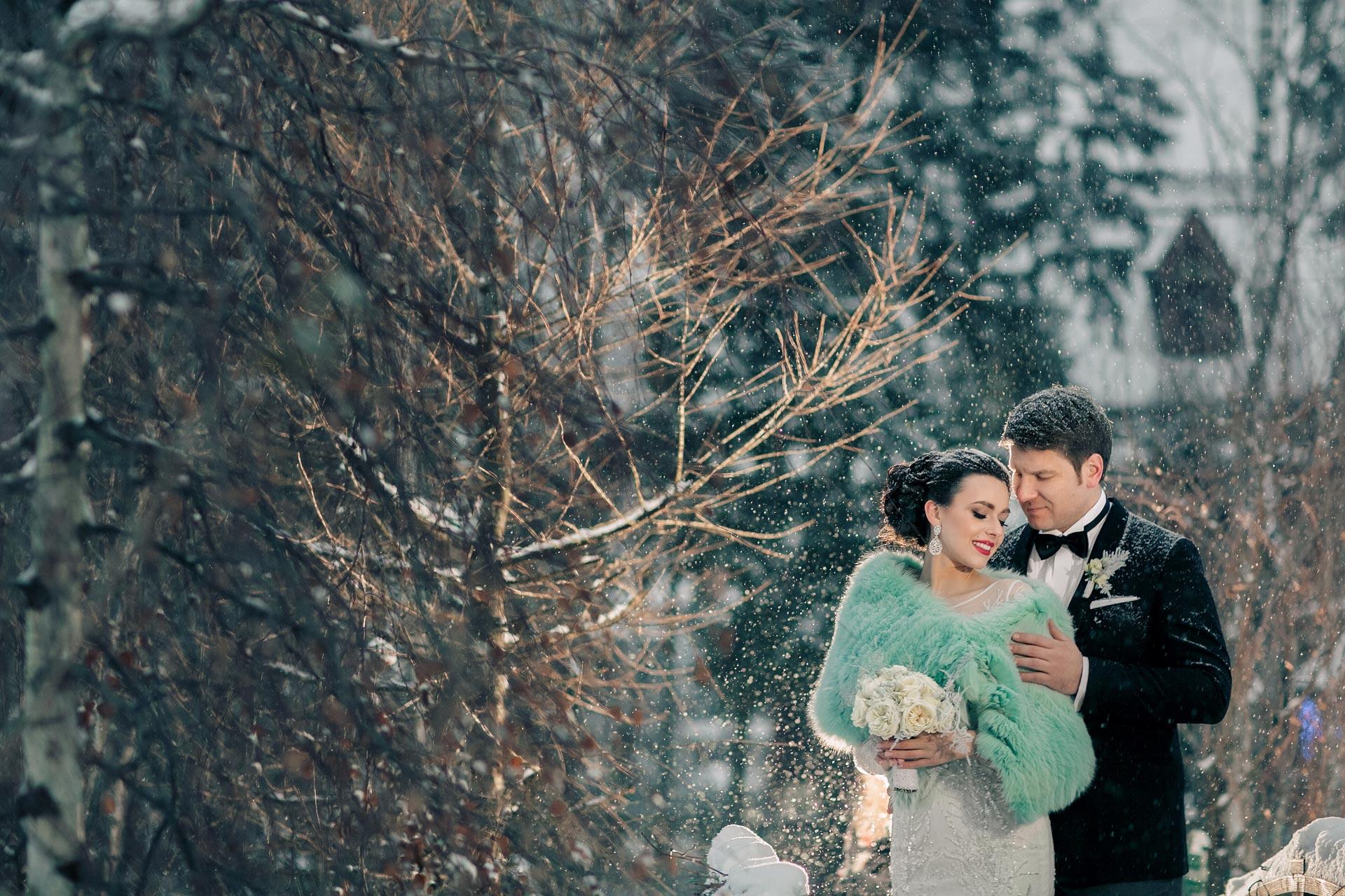 Элегантная классика, свадебный образ, фото 3