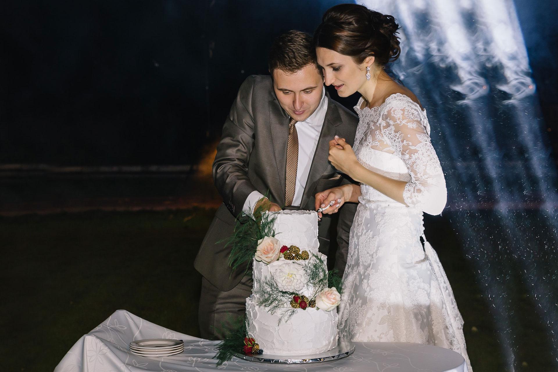 Русская усадьба. Свадьба Антона и Виктории фото 25